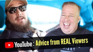 YouTube Advice From Real Viewers: Dallas Texas