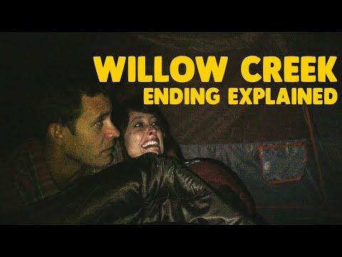 Willow Creek Ending Explained Spoiler Alert Youtube