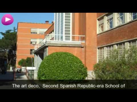 Complutense University of Madrid Wikipedia travel guide video. Created by http://stupeflix.com