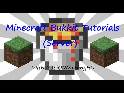 How To Add Plugins To Your Bukkit Server (EASY WAY)