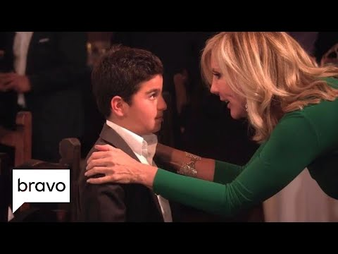 RHOC: Vicki Hangs Out With Peggy's Son (Season 12, Episode 13) | Bravo thumbnail
