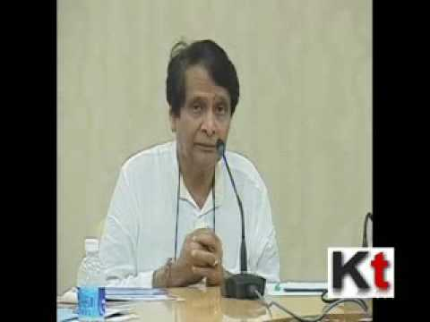 Suresh Prabhu In his meeting with Mamata Banerjee Nabanna