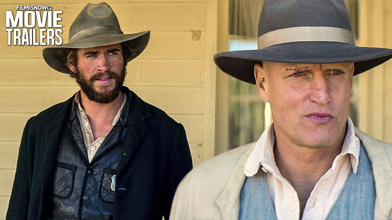Liam Hemsworth is a Texas Ranger in the NEW trailer for western THE DUEL [HD]
