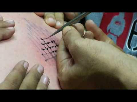 Thai Monk Tattoo