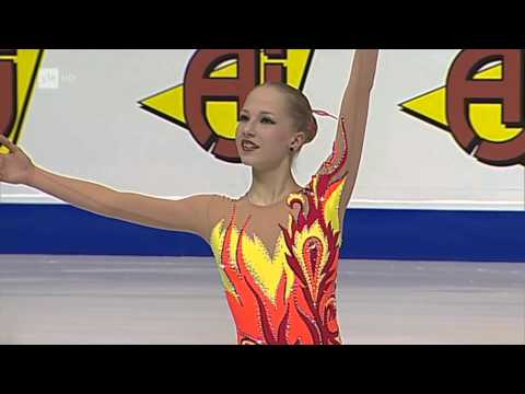 Juulia Turkkila - Short Program - 2013 European Figure Skating Championships