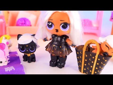 Куклы Лол Мультик! Детский сад и Школа для Lol Surprise Families Dolls Видео для детей