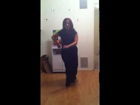 Salsa freestyle by Wendy Cordero