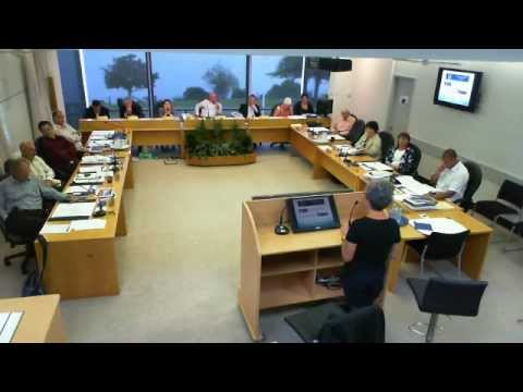 2012-02-28 Taupo Council Meeting - Part 1