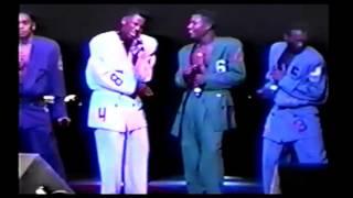 R. Kelly - Dedicated ( Live ) *1990*