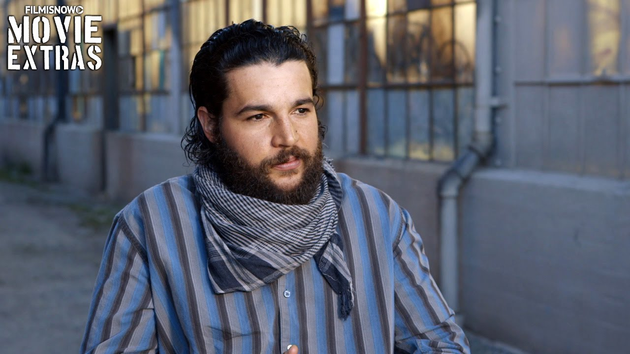 Whiskey Tango Foxtrot - Christopher Abbott Behind the Scenes Movie Interview (2016)