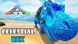DOMAMOS O LENDÁRIO CELESTIAL REX!! --- ARK SURVIVAL EVOLVED: PRIMAL FEAR T2 #37 ◄BaconsExtreme►
