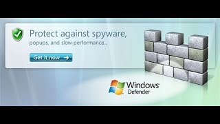 Desactivar y Activar Windows Defender en Windows 8 Y Windows 8.1