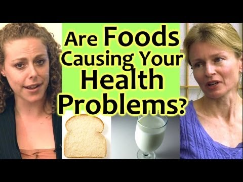 Can Foods Cause Headaches, Pain, IBS, or Cancer? Dairy & Gluten Food Allergies | The Truth Talks.