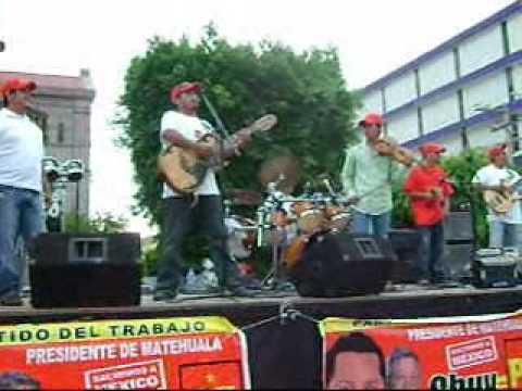 GRUPO PRESO (PRESSO) MATEHUALA PARTE 2 CIERRE DE CAMPAÑA CHUY RAMOS Video