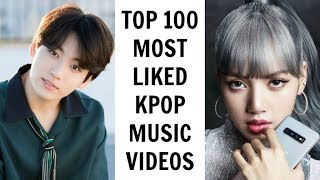 [TOP 100] MOST LIKED KPOP MUSIC VIDEOS ON YOUTUBE | May 2019