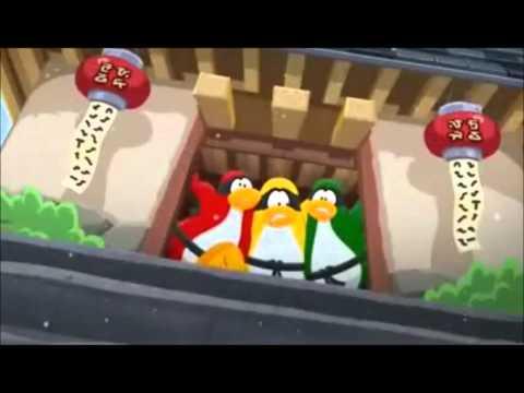 club penguin capitulo 1 no despierten al sensei sonambulo loquendo sin groserias