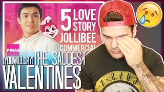 Jollibee Valentines Commercial - 'Vow, Crush, Almusal, & Date' (YOU WILL CRY!) 💖