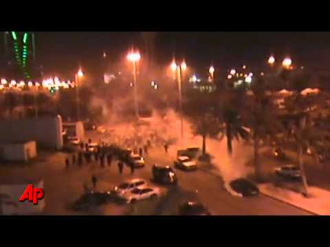 Pre-dawn Raid Destroys Bahrain Protest Camp