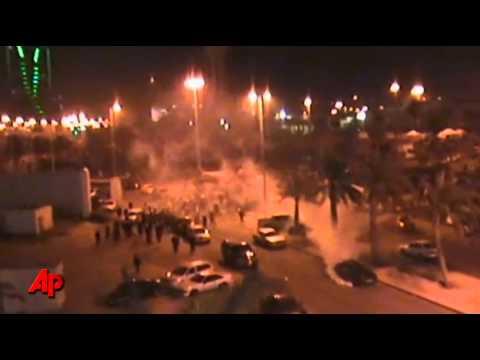 Pre-dawn Raid Destroys Bahrain Protest Camp