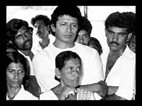 Ajith Jinadasa remembers Vijaya Kumarathunga- Part 1