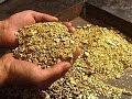 Определение золота в рудах экстракцией