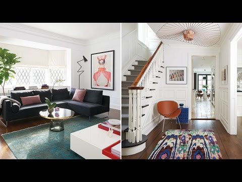 Interior Design – A Modern Century Home That Wows!