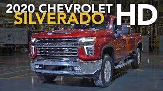 2020 Chevrolet Silverado HD - First Look