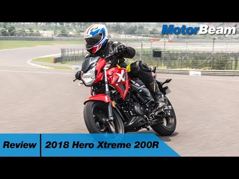 Hero Xtreme 200R Review – Performance Commuter | MotorBeam
