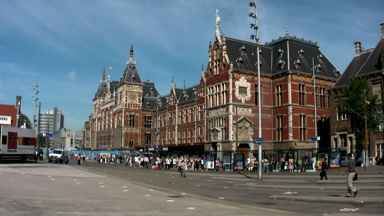 Centraal station amsterdam youtube for Design consultancy amsterdam