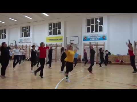 Program Aerobic Cu Mihai Timofte Februarie 2013 video