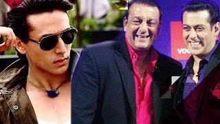 Tiger Shroff follows Salman Khan, Salman Khan wants Sanjay Dutt in 'Sultan'