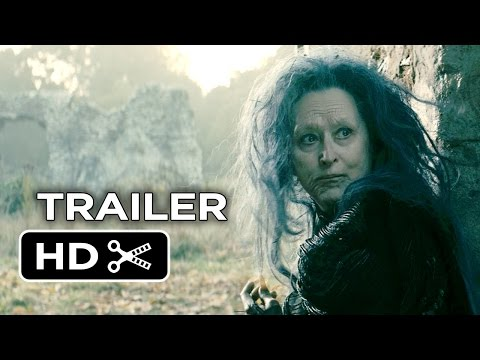 Into the Woods Official Trailer #1 (2014) - Meryl Streep, Johnny Depp Fantasy Musical HD
