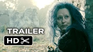 Into the Woods Official Teaser Trailer #1 (2014) - Meryl Streep, Johnny Depp Fantasy Musical HD