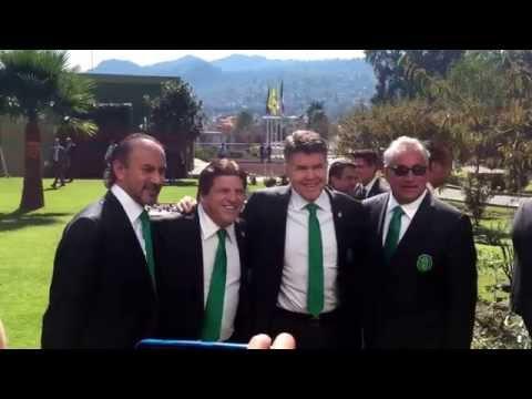 Luis Montes se vuelve a ilusionar con el TRI
