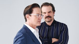David Harbour & Kyle MacLachlan - Full Actors on Actors Conversation
