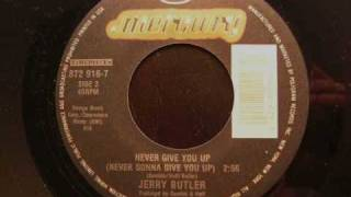 Watch Jerry Butler Never Give You Up video