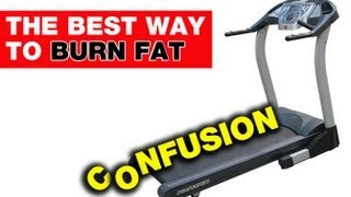 Cardio Workout Confusion - What's The Best Cardio for FAT LOSS