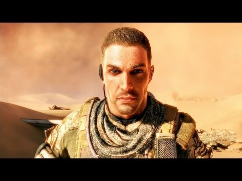 Spec Ops: The Line TV Trailer