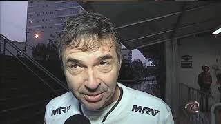 Time reserva do Galo dá show contra Chapecoense
