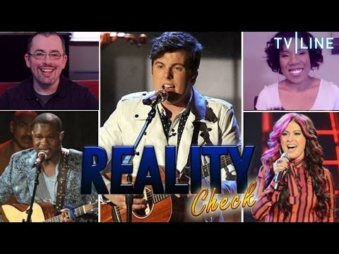 American Idol 2014 Week 13 - Top 8 Redux & The Voice Week 7 - Reality Check