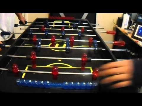Let's Play Foosball with Solus and Philburt  (POST FLORIDA SUPERCON)