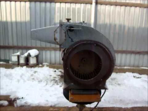 Вентилятор для горна видео