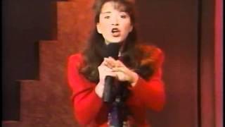 Tiffany Brissette - 1991 co-hosting 700 Club Part 2