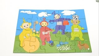 Teletubbies Puzzle Fun for Kids