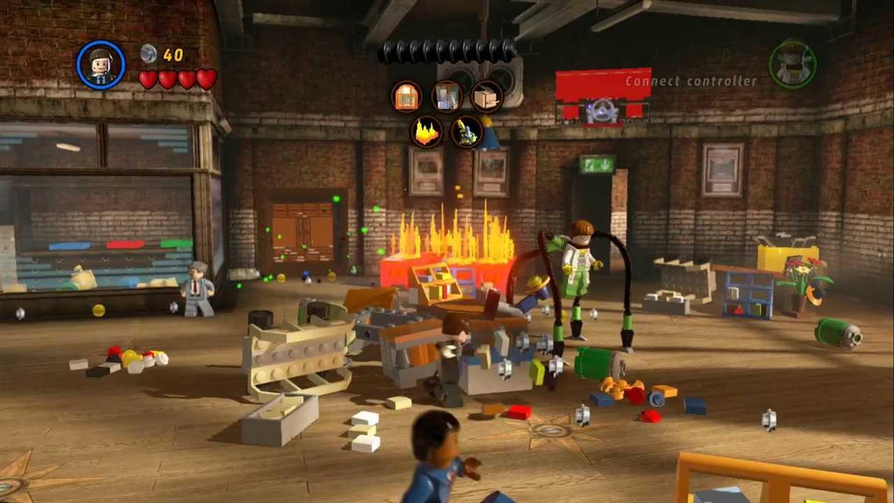 LEGO Marvel Super Heroes Deadpool Bonus Mission 1