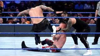 WWE BackLash — FULL MATCH — Heath Slater and Rhyno VS  The Usos