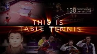 This is Table Tennis!