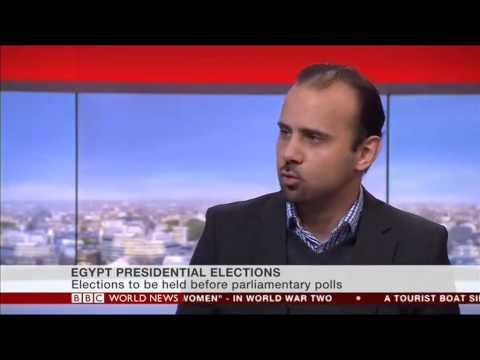 BBC World. Egypt presidential elections
