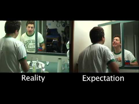 an essay on expectations and reality First day of school: expectations vs reality aug  it ' s the first day of school,  you have three homework assignments and a two page essay about what you.