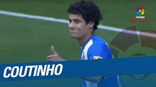 Coutinho signs for FC Barcelona